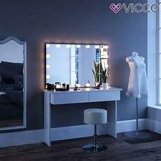 schminktisch mit licht spiegel schminktisch weiss mit und licht len ikea