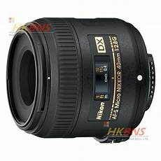nikon list nikon af s dx micro nikkor 40mm f 2 8 g lens 40 f2 8 for