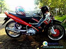 Jupiter Z Modifikasi by Modifikasi Yamaha Jupiter Z 110 Cc Tahun 2003 Novtani S