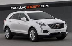 2020 cadillac xt5 facelift leaked ahead of reveal