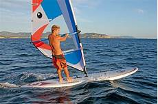 planche a voile bic planche 224 voile location water sport aventure