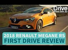 2018 renault megane rs drive review drive au