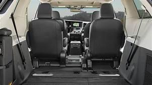 Vehicle Highlight 2015 Toyota Sienna Minivan  802Carscom