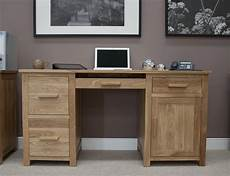 contemporary home office furniture uk opus contemporary oak wide large home office desk msl