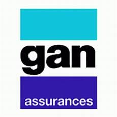 gan assurance auto gan assurances logo vector eps free