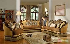 back traditional luxury sofa love seat formal