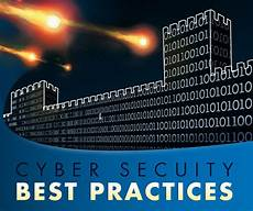 best cyber cyber security best practices