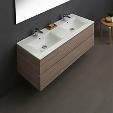 mobile bagno doppio lavello mobile bagno da 120 cm con cassetti e doppio lavabo kv store