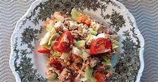Thunfischsalat Low Carb - wessels low carb welt thunfischsalat