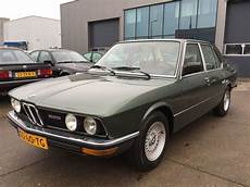 Bmw 525 A 6 Cylindres Berline E12 1981 Catawiki