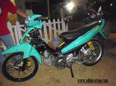 Warna Motor Jupiter Z by Detail Modifikasi Jupiter Z Tahun 2007 Warna Hijau Cari