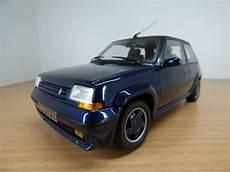 Renault R5 Gt Turbo Alain Oreille 1 18 5 Ebay
