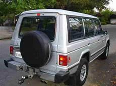 automobile air conditioning service 1994 mitsubishi montero transmission control find used 1990 mitsubishi montero rs sport utility 4 door 3 0l pajaro nr no reserve in fresno
