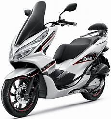 Modifikasi Stiker Pcx 2018 by Pilihan Warna All New Honda Pcx150 2018 Indonesia