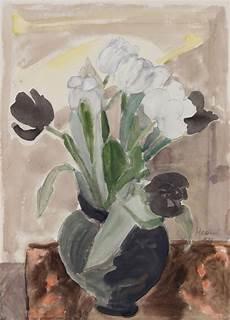 tulpen im topf in der tulpen im schwarzen topf auktionshaus lempertz