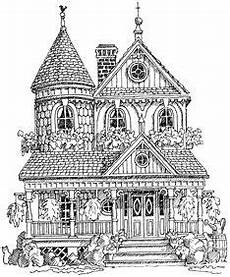 Malvorlagen House House House Colouring Pages Coloring Pages