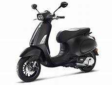 New 2019 Vespa Sprint Notte 50 Scooters In Goshen Ny