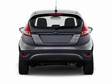 Image 2011 Ford Fiesta 4 Door HB SES Rear Exterior View