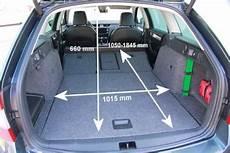 Octavia Combi Kofferraumvolumen - adac auto test skoda octavia combi 2 0 tdi green tec elegance