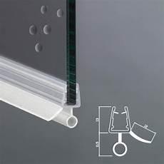 guarnizione doccia guarnizione box doccia con gocciolatoio vetro 6mm 8mm ec 834