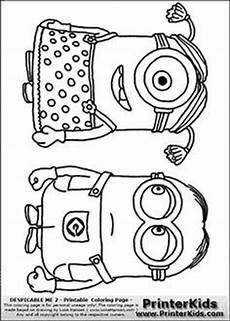 Minions Malvorlagen Lyrics Three Minion Sing And Coloring Page Kleurplaten