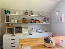 ikea st n storage june 2019 craft room tour youtube