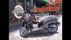 Variasi Motor Scoopy 2019 by Populer Modifikasi Scoopy 2019 Warna Modifhits