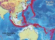 Kondisi Geologi Indonesia Pertemuan Lempeng Indo