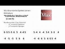 mundharmonika spielen lernen 1 4 onlinekurs