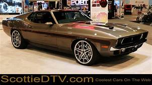 1971 Ford Mustang 71 Mach Foose Design The