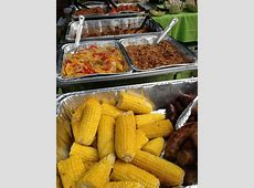 Backyard BBQ   Catering Items   Backyard party decorations