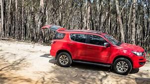 2017 Holden Trailblazer Review  Photos CarAdvice