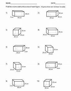 surface area 6th grade worksheets 13 best images of surface area word problems worksheet 8th grade math practice worksheets