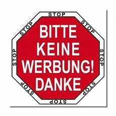 werbung aufkleber briefkasten aufkleber 5cm rot stop bitte keine werbung danke einwerfen