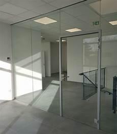 cloison de verre cloisons fixes portes macocco verres doubles vitrages