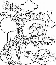 Zootiere Malvorlagen Zoo8a9g4398275832945 Tiere Animal Ausmalbilder