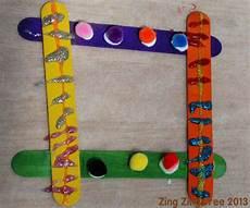 craft stick picture frames