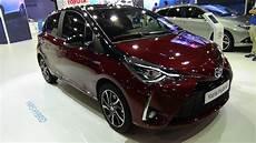 2018 Toyota Yaris Hybrid Feel Bi Tono Exterior And
