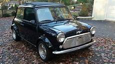 Classic Vintage Rover Mini Cooper Limited Edition