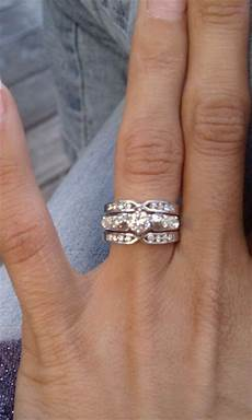 do you have a ring down from family show it off