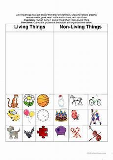 living nonliving things worksheet free esl printable worksheets made by teachers