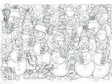 malvorlagen winter quest kinder zeichnen und ausmalen