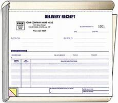 ans business forms delivery receipt book form 6223
