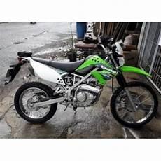 Klx 150 Modif Supermoto Murah by Motor Kawasaki Klx 150 S Tahun 2015 Orisinil Second Harga