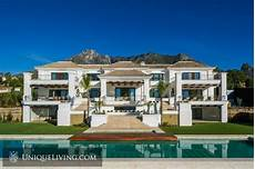 19 000 Square Foot Newly Built Mansion In Marbella Spain