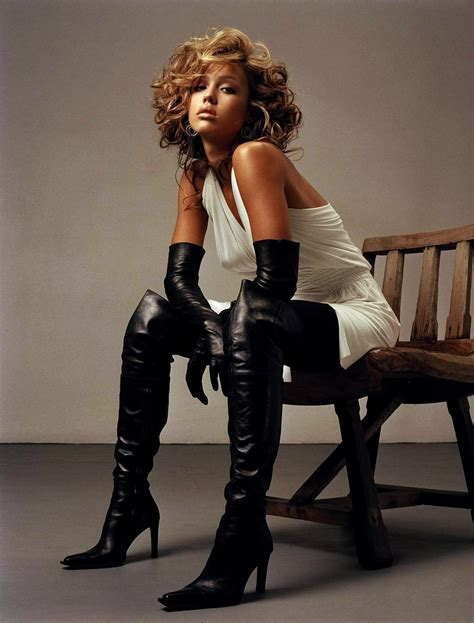 Jessica Alba High Heels