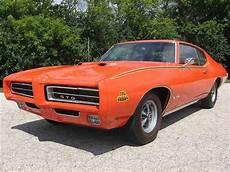 pontiac gto 1969 1969 pontiac gto the judge for sale classiccars cc 752993