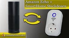 Smarthome Steckdosen Mit Echo Verbinden Und Steuern