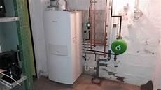 gasbrennwertheizung mit warmwasserspeicher haustechnik springer de heizung