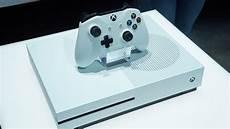 actualité xbox one microsoft d 233 voile la xbox one s